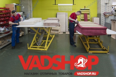 Наше производство в Краснодаре!